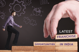 latest franchise opportunities in India